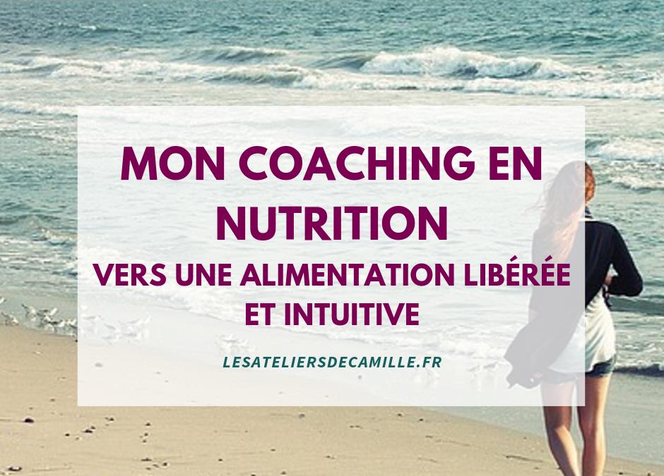 Mon approche du coaching en nutrition