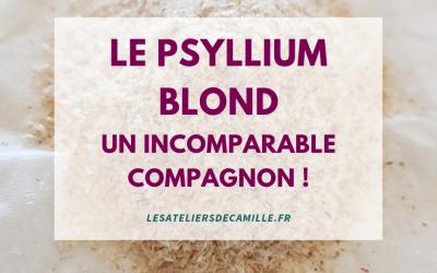 Le Psyllium Blond, un incomparable compagnon